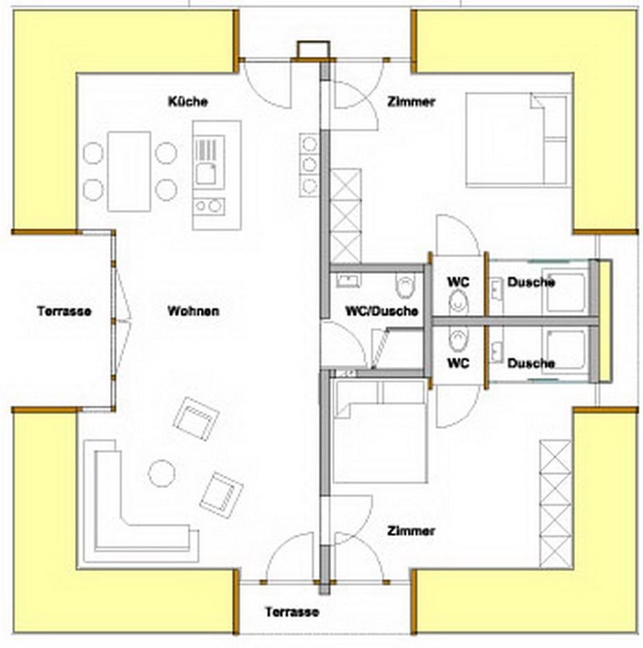 wohnung eg plan richard fliri nat rliches ferienwohnen. Black Bedroom Furniture Sets. Home Design Ideas
